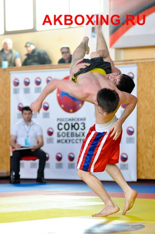 В Севастополе состоялся турнир среди сотрудников силовых структур (1)