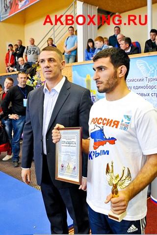 В Севастополе состоялся турнир среди сотрудников силовых структур (3)