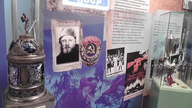 В Государственной Думе открылась выставка ГТО (3)
