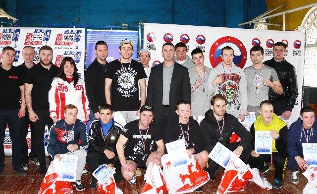Чемпионат города по ММА успешно прошел в Севастополе! (2)
