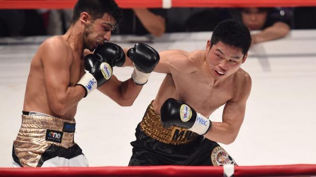 Такаши Миура нокаутировал Билли Диба (1)