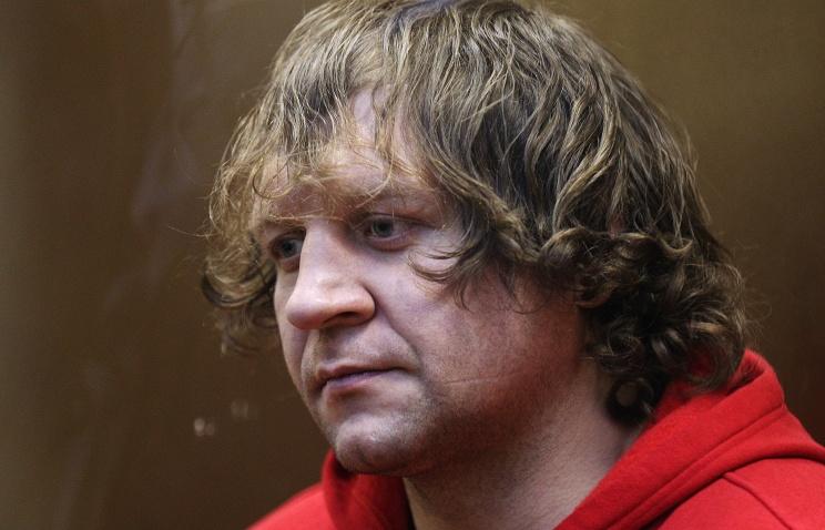 Александр Емельяненко осужден на 4,5 года лишения свободы (1)