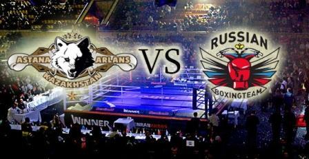 Прямая трансляция WSB: Сборная России – сборная Казахстана (1)