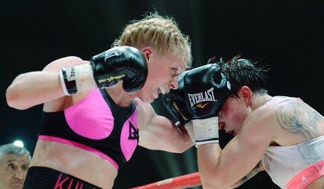 Светлана Кулакова победила Мари Ридерер по очкам (2)