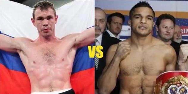 Егор Мехонцев победил по очкам француза Хакима Зулиху (1)