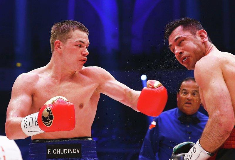 Федор Чудинов: Для боя с Уордом мне понадобится как минимум полгода тренировок (1)