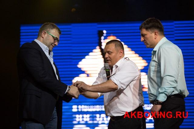 Звезда бокса - 2015: Репортаж из GOLDEN PALACE (3)