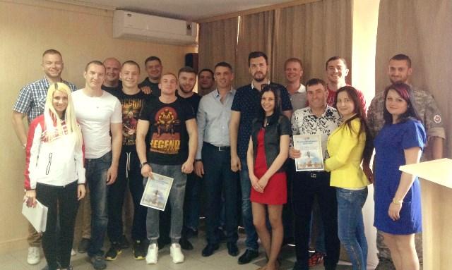 Федерация ММА Севастополя отметила годовщину своей деятельности (1)