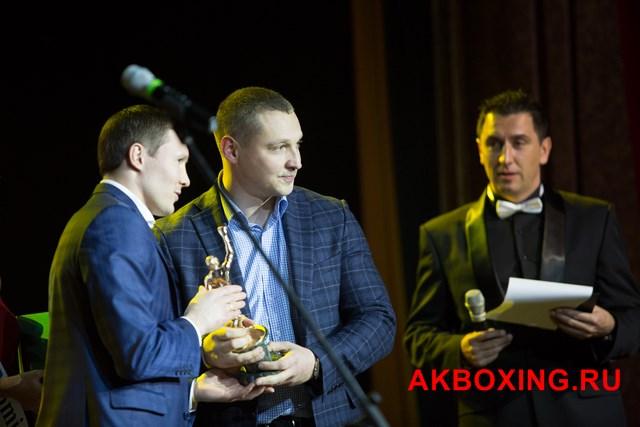 Звезда бокса - 2015: Репортаж из GOLDEN PALACE (1)