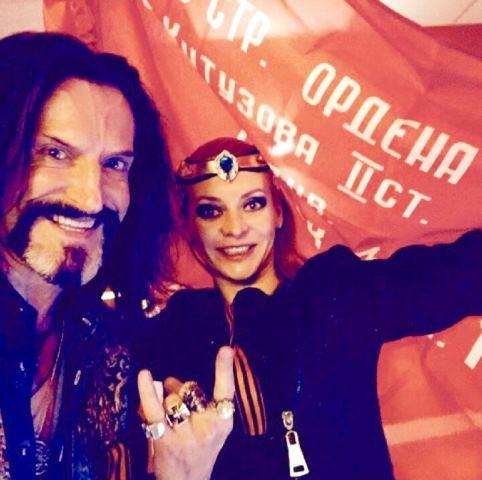 Никита Джигурда и Марина Анисина посетят церемонию «ЗВЕЗДА БОКСА – 2015» (1)