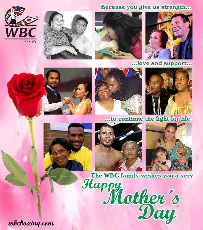 WBC поздравляет женщин с Международным Днем Матери (1)