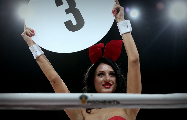 """На мероприятиях """"Мира бокса"""" не будет девушек в бикини (1)"""