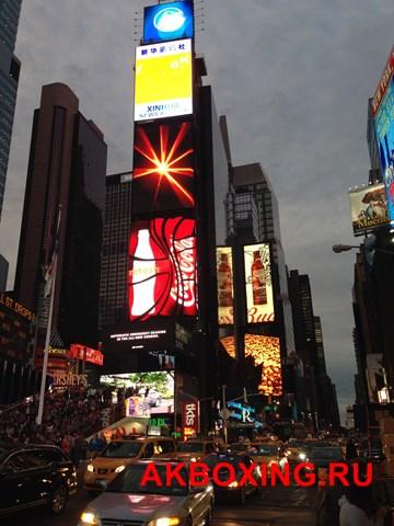 Бруклинский мост, Халк и огни Таймс-Сквер! (6)