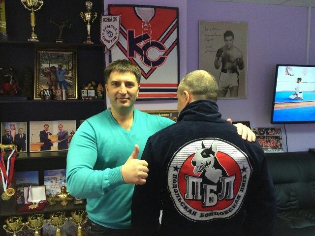 С Днем рождения, Павел Попов! (2)