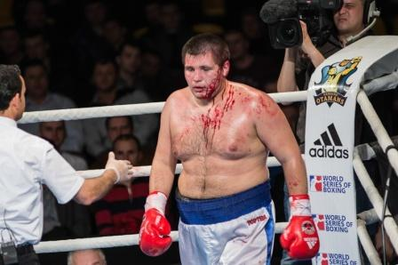 Территория бокса: Максим Бабанин  (1)