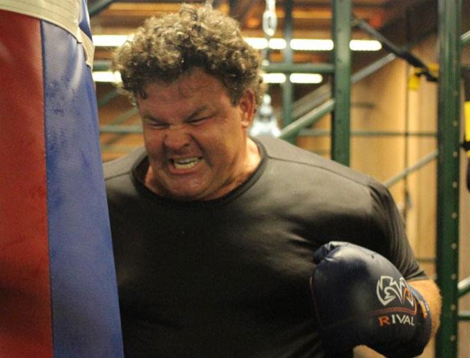 50-летний Билли Райт бросает вызов лидерами супертяжелого веса (1)