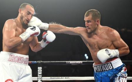 Бой между Ковалевым и Мохаммеди собрал более миллионов платных просмотров (1)