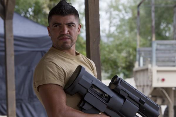 Виктор Ортис был арестован за нападение с применением оружия (1)
