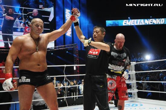 Федор Емельяненко: Пришло время вернуться на ринг (1)