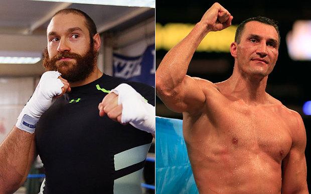 Владимир Кличко: Бой с Фьюри будет похож на мой бой с Дэвидом Хэем (1)