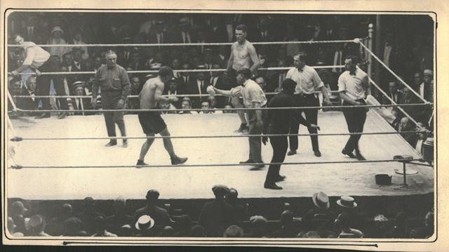 Бокс в этот день: Как Джин Танни нокаутировал Карпантье! (1)