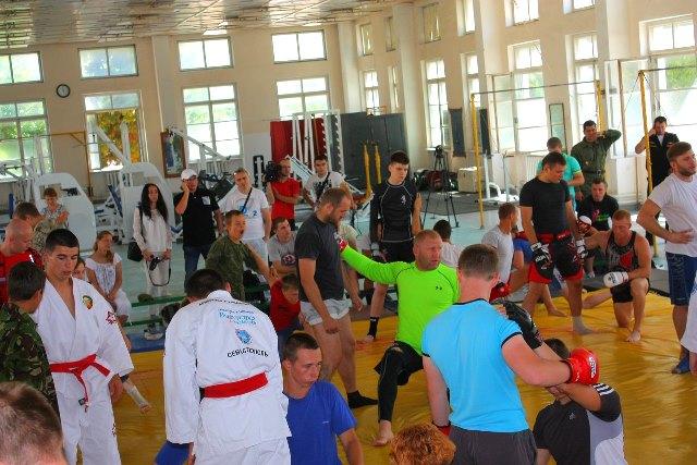 Сергей Харитонов посетил Севастополь (2)