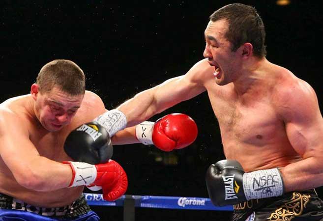 Бейбут Шуменов сделал шаг к бою с Денисом Лебедевым (1)