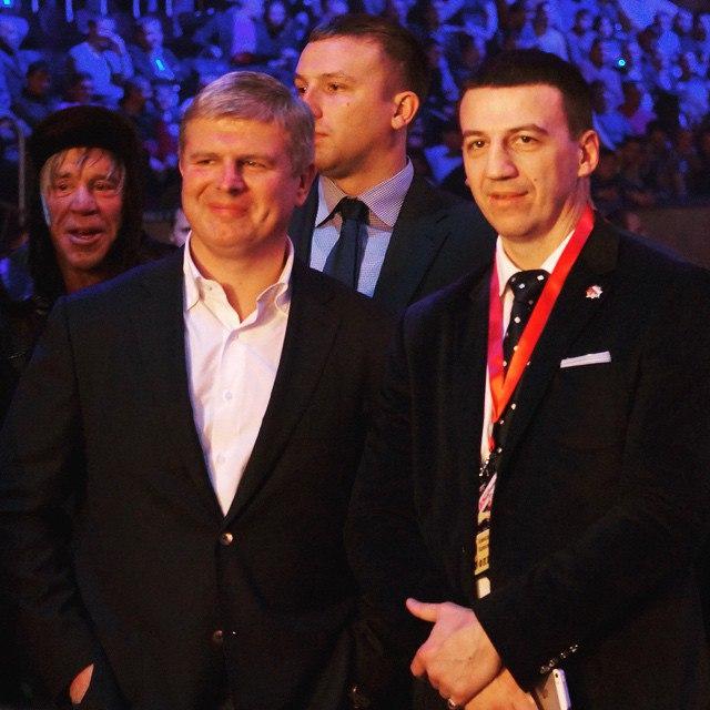 С Днем рождения, Андрей Михайлович Рябинский! (1)