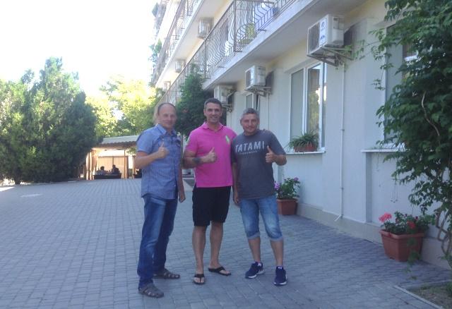 Севастополь становится популярным для ММА (1)