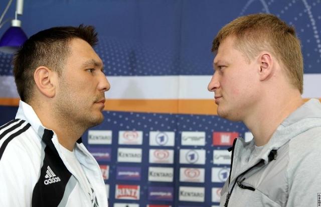 Руслан Чагаев хочет отомстить, а Марко Хук съесть Поветкина (1)