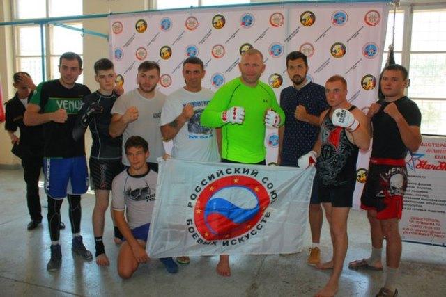 Сергей Харитонов посетил Севастополь (1)