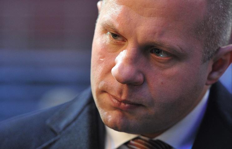 Федор Емельяненко предложил запретить проведение незаконных турниров по единоборствам (1)