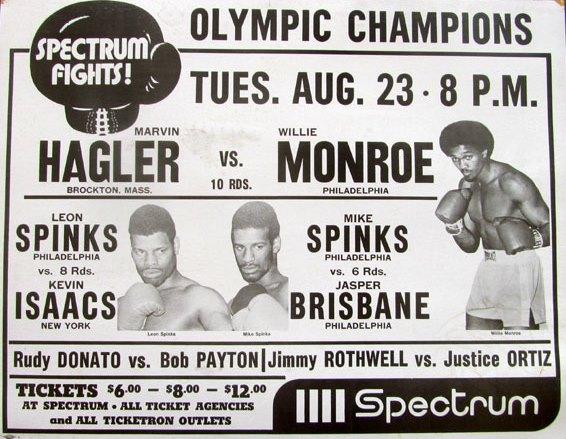 Бокс в этот день: Как Марвин Хаглер нокаутировал Монро (1)
