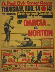Бокс в этот день: Как Кен Нортон взял реванш у Хосе Луиса Гарсии (1)