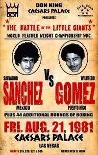Бокс в этот день: Битва маленьких гигантов (1)