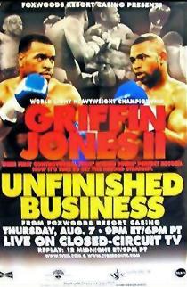Бокс в этот день: Как Рой Джонс младший нокаутировал Монтелля Гриффина (1)