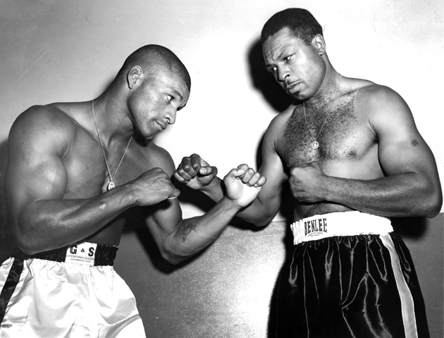 Бокс в этот день: Как тренер Мохаммеда Али, Арчи Мур, побил Гарольда Джонсона (1)