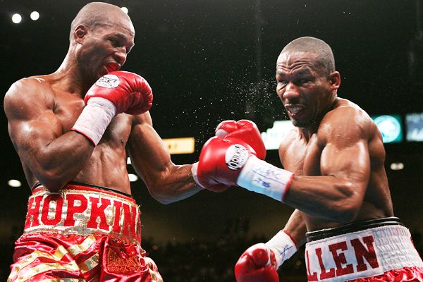 """Бокс в этот день: Как рефери """"вышвырнул"""" Бернарда Хопкинса за канаты ринга! (2)"""