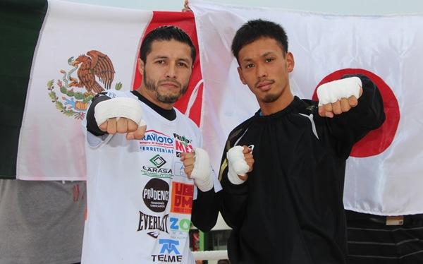 Джонни Гонсалес вернулся с победой, отправив японца в нокаут (1)