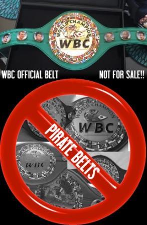 WBC объявил войну фальшивым чемпионским поясам (1)