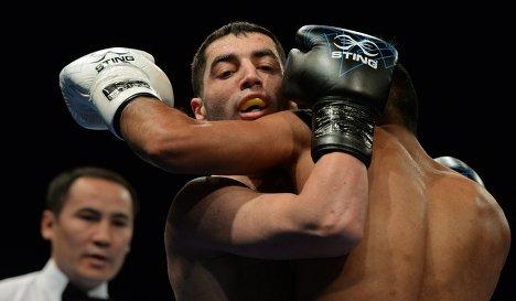 Миша Алоян стал чемпионом AIBA Pro Boxing (1)