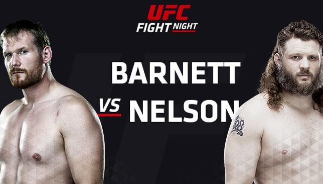 Прямая трансляция UFC Fight Night 75 Tokyo: Джош Барнетт - Рой Нельсон (1)