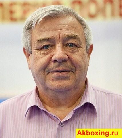 Ушел из жизни легендарный советский боксер и тренер Борис Николаевич Никоноров (1)