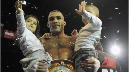 Новым чемпионом Мира IBF в тяжелом весе стал Виктор Рамирес (1)