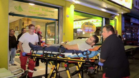 Мануэль Чарр тяжело ранен в результате нападения неизвестных (1)