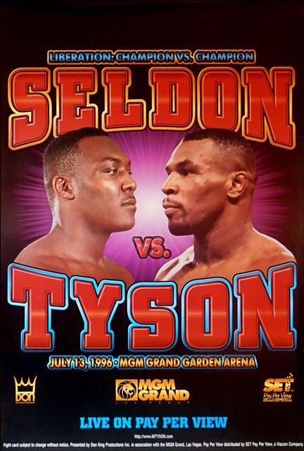 Бокс в этот день: Как Майк Тайсон нокаутировал Брюса Селдона (1)