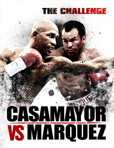 """Бокс в этот день: Как Хуан Мануэль Маркес """"разрушил"""" Касамайора  (1)"""
