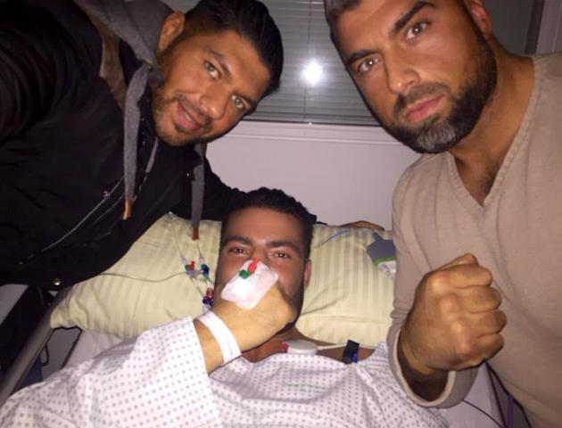 Мануэль Чарр тяжело ранен в результате нападения неизвестных (2)