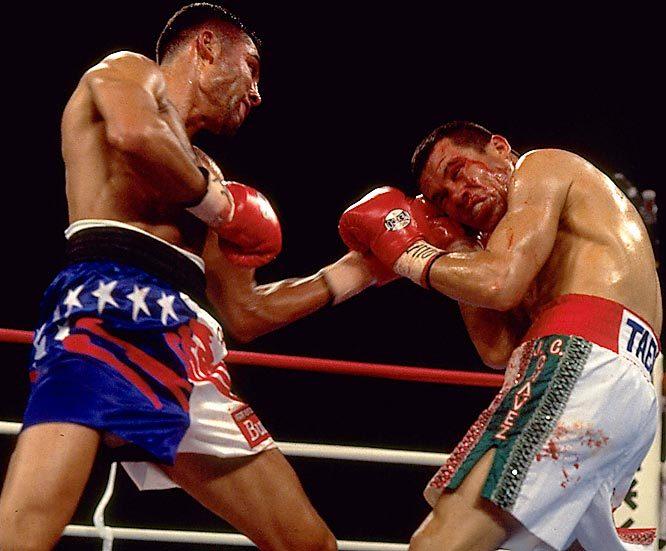 Бокс в этот день: Реванш Оскар Де Ла Хойя - Хулио Сезар Чавес (2)
