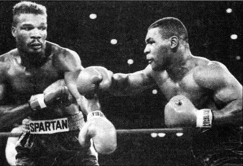 Бокс в этот день: Как Альфонсо Рэтлифф был уничтожен Майком Тайсоном (1)